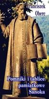 Franciszek Oberc: Pominiki i tablice pamiątkowe w Sanoku