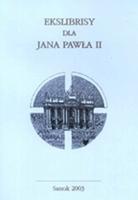 Ekslibrisy dla Jana Pawła II