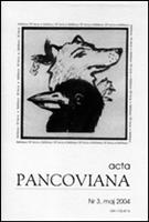 Acta Pancoviana nr 3