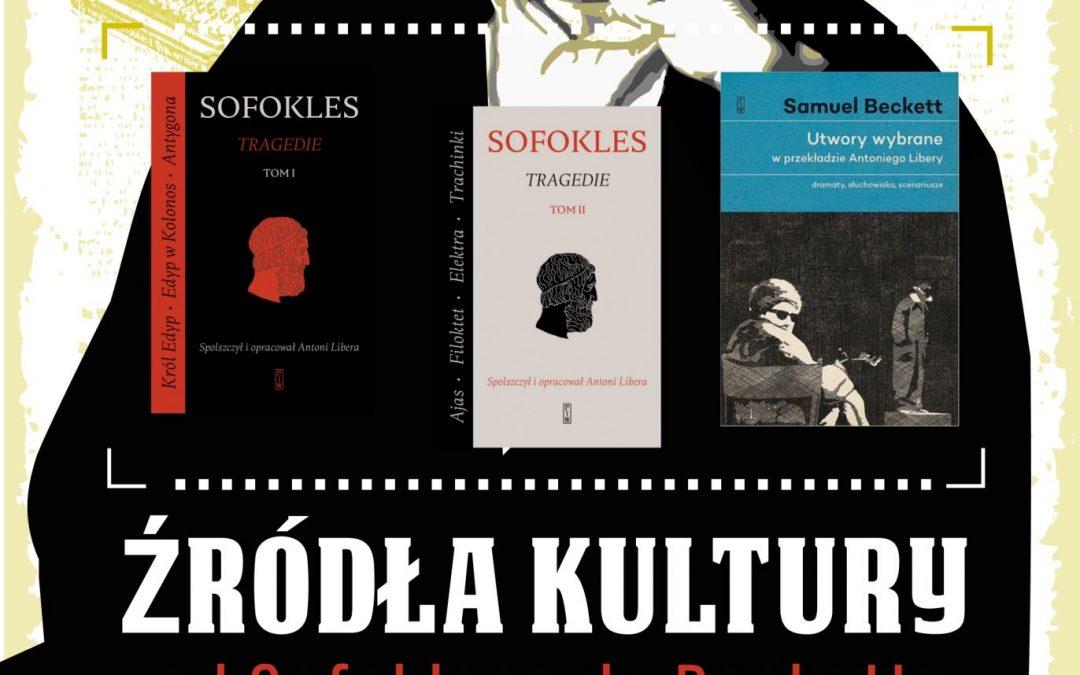"""Dramat w bibliotece – jesienna odsłona """"Źródeł kultury"""""""