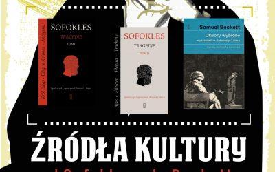 Źródła kultury – od Sofoklesa do Becketta
