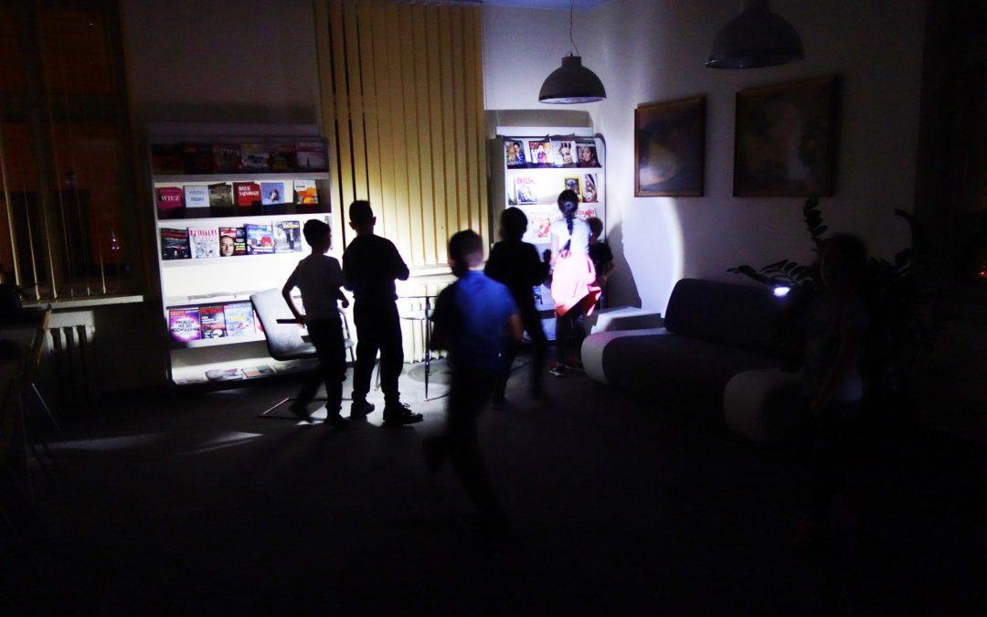 Noc w Bibliotece z Duchami Niepodległości