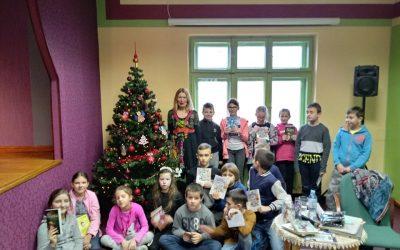Agnieszka Tyszka w Strefie dla Dzieci