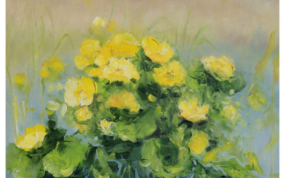 Zapraszamy na wernisaż wystawy malarstwa Aleksandry Ciepielowskiej – Tabisz