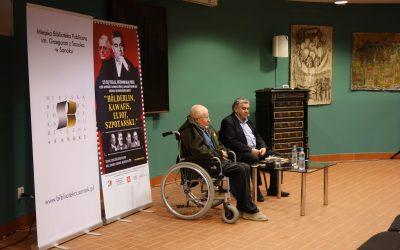 Janusz Szuber i Antoni Libera o twórczości Hölderlina