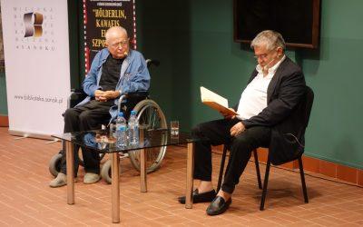 """""""Jeżeli do Itaki wybierasz się w podróż…"""" – Janusz Szuber i Antoni Libera o poezji Kawafisa"""